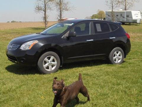 2010 Nissan Rogue for sale in Tremont, IL