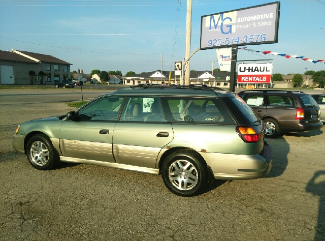 2003 Subaru Outback Awd 4dr Wagon In Appleton Wi M And G