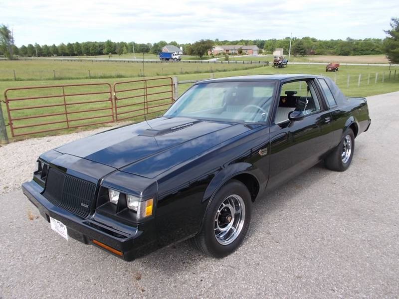 1987 Buick Regal Grand National Turbo 2dr Coupe - Knightstown IN