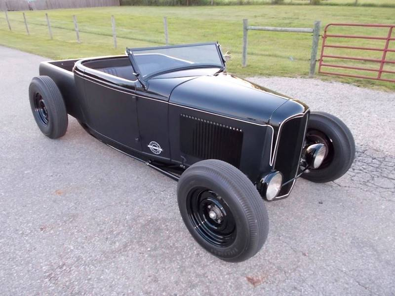 1932 Ford Roadster HOT ROD In Knightstown IN - 500 CLASSIC AUTO SALES