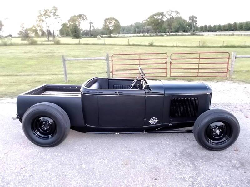 1932 Ford ROADSTER HOT ROD - Knightstown IN