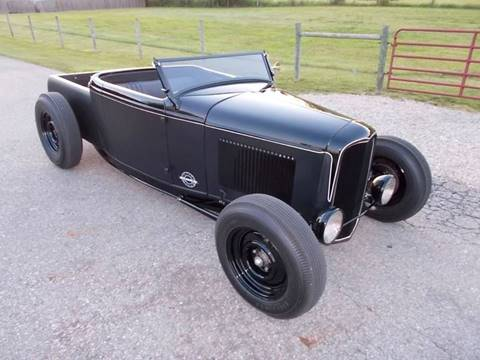 1932 Ford ROADSTER for sale at 500 CLASSIC AUTO SALES in Knightstown IN