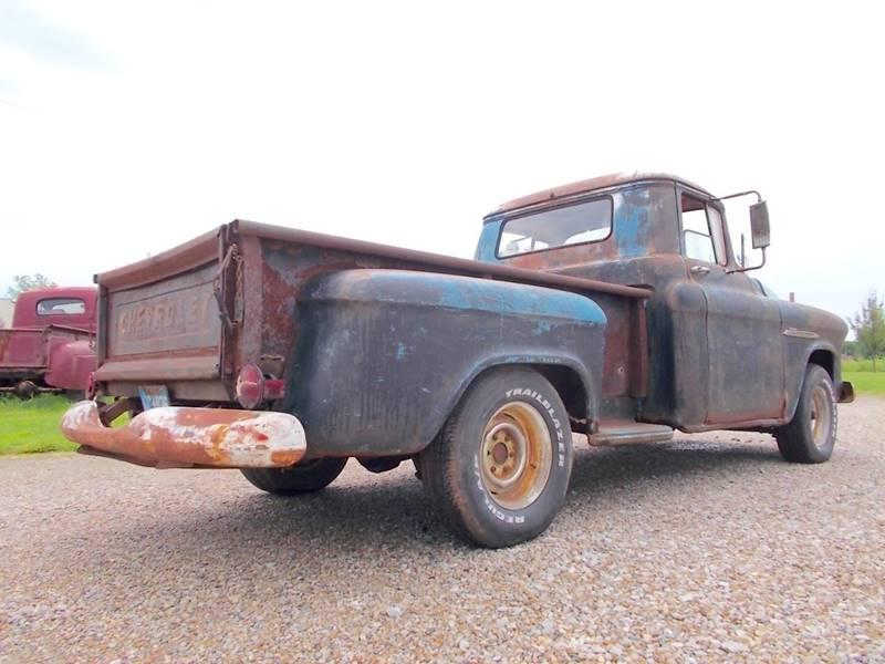 1955 Chevrolet 3200  - Knightstown IN
