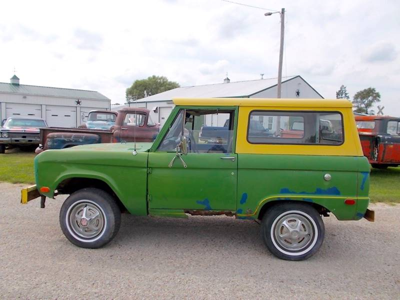 1969 Ford Bronco 4X4 - Knightstown IN