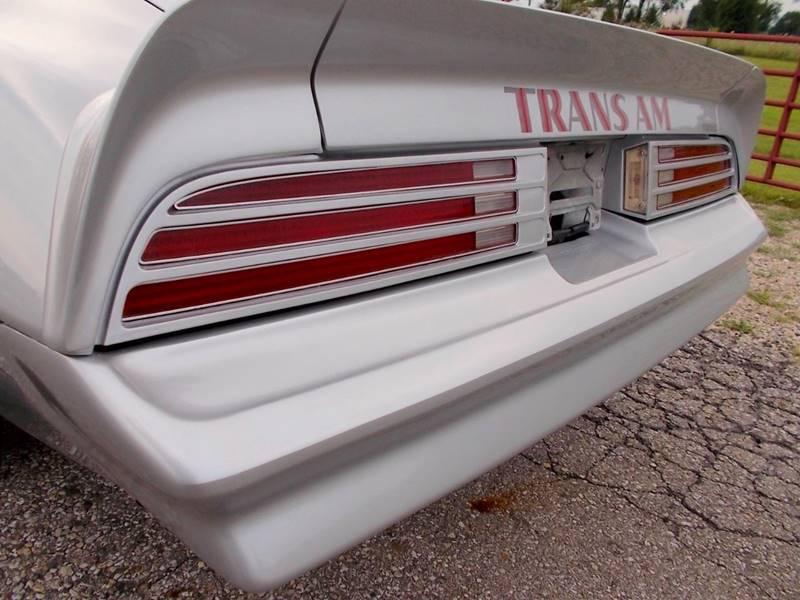 1976 Pontiac Firebird Trans Am TRANS AM - Knightstown IN
