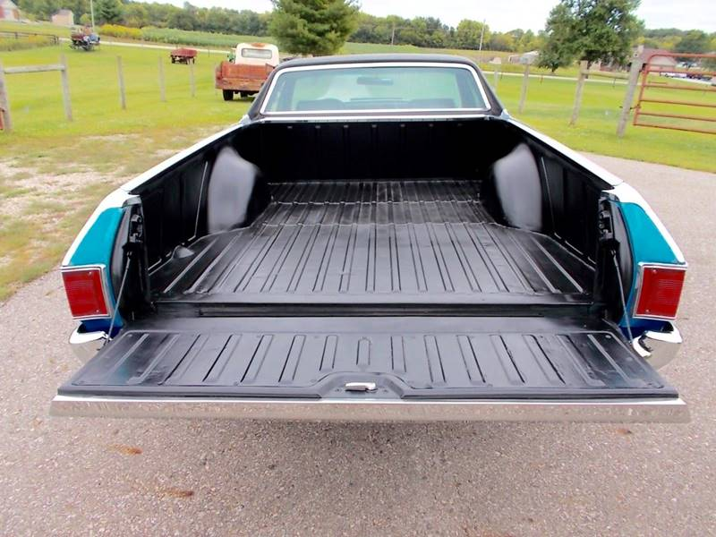 1971 Chevrolet El Camino SS - Knightstown IN