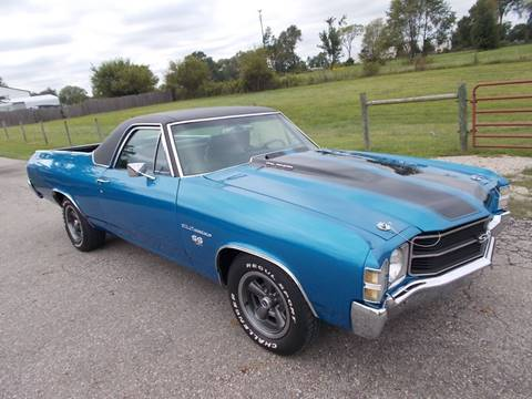 1971 Chevrolet El Camino for sale in Knightstown, IN