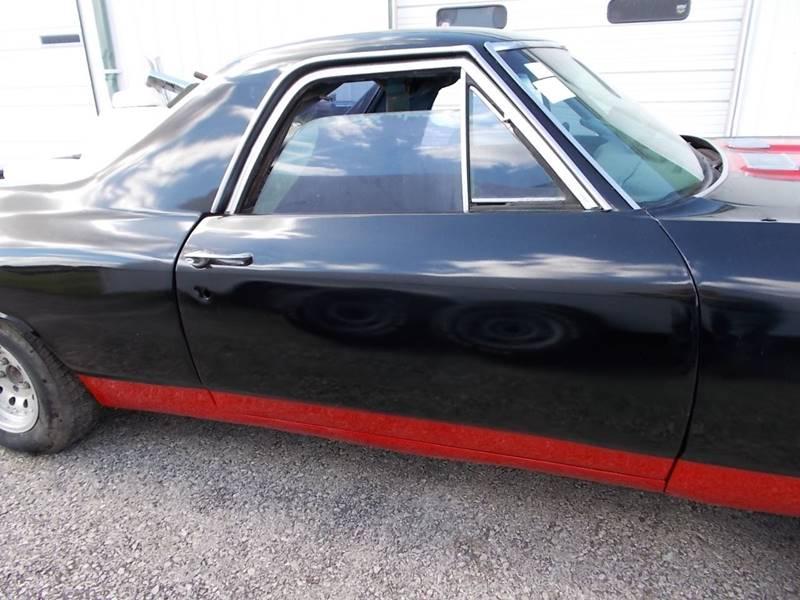 1968 Chevrolet El Camino SS - Knightstown IN
