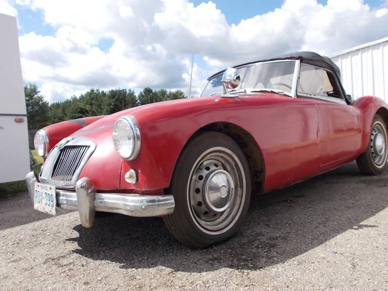 1958 MG MGA ROADSTER - Knightstown IN