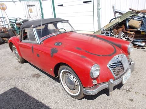 1958 MG MGA for sale in Knightstown, IN