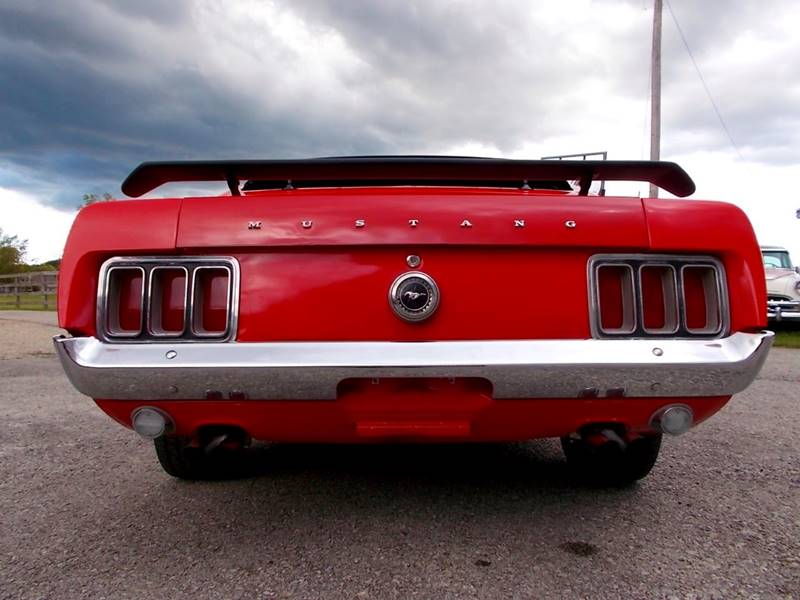1970 Ford Mustang FASTBACK - Knightstown IN