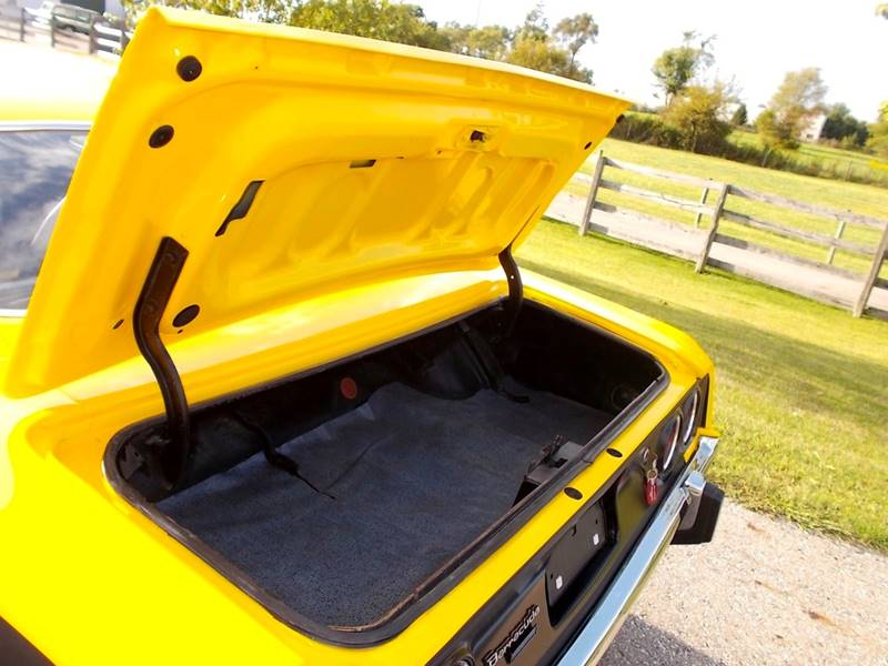 1973 Plymouth Barracuda GRAND COUPE - Knightstown IN