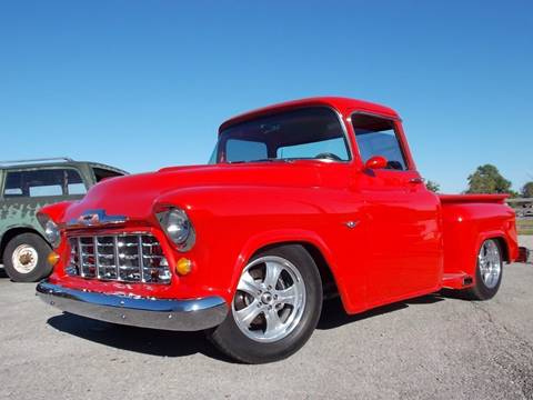1955 Chevrolet 3100 for sale at 500 CLASSIC AUTO SALES in Knightstown IN