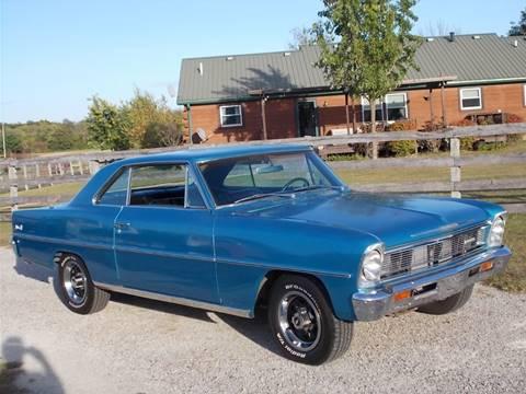 1966 Chevrolet Nova for sale in Knightstown, IN