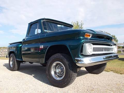 1966 Chevrolet C/K 10 Series for sale in Knightstown, IN