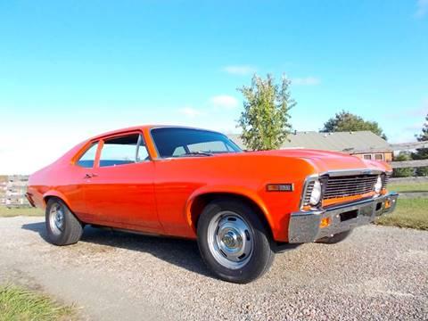 1969 Chevrolet Nova for sale in Knightstown, IN