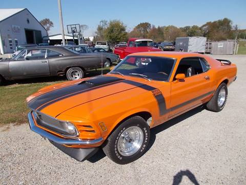 1970 Ford Mustang for sale in Knightstown, IN