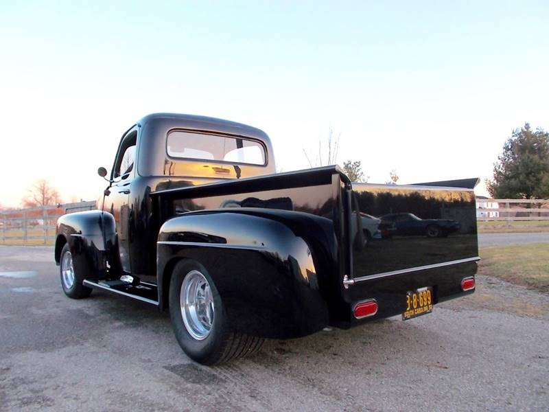 1952 Ford F-100 In Knightstown IN - 500 CLASSIC AUTO SALES