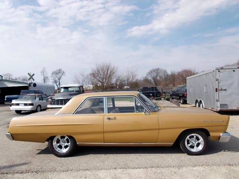 1965 Ford Fairlane for sale at 500 CLASSIC AUTO SALES in Knightstown IN