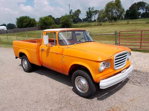 1963 Studebaker Champion for sale in Knightstown, IN