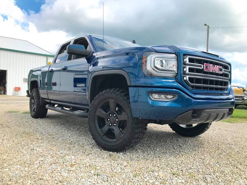 2016 GMC Sierra 1500 for sale at 500 CLASSIC AUTO SALES in Knightstown IN
