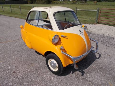 1959 BMW ISETTA 300 for sale at 500 CLASSIC AUTO SALES in Knightstown IN