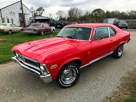 1970 Chevrolet Nova for sale in Knightstown, IN