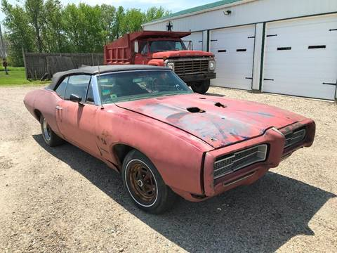 1968 Pontiac GTO for sale in Knightstown, IN