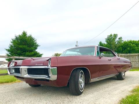 1967 Pontiac Bonneville for sale in Knightstown, IN