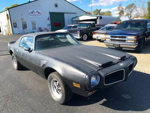 1970 Pontiac Firebird for sale in Knightstown, IN