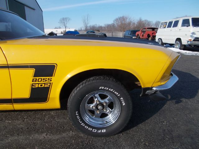 1969 Ford MUSTANG BOSS  - Knightstown IN
