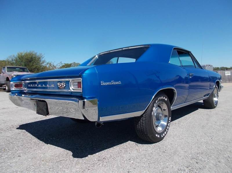 1966 Chevrolet Chevelle for sale at 500 CLASSIC AUTO SALES in Knightstown IN
