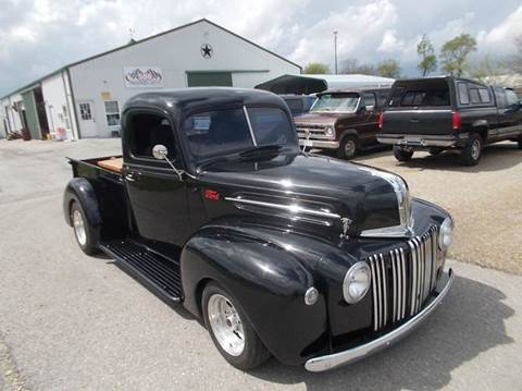 1946 Ford F-1 PICKUP for sale at 500 CLASSIC AUTO SALES in Knightstown IN