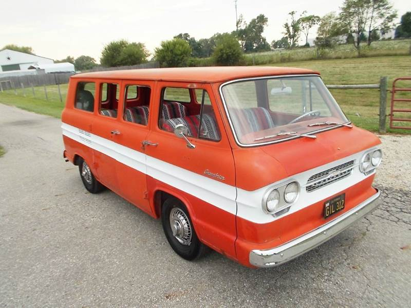 1962 Chevrolet Corvair for sale at 500 CLASSIC AUTO SALES in Knightstown IN