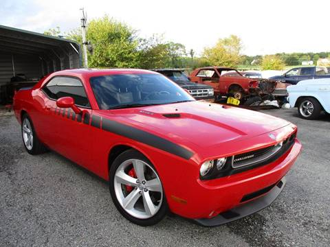 2010 Dodge Challenger for sale at 500 CLASSIC AUTO SALES in Knightstown IN