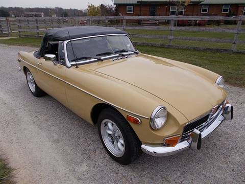 1973 MG MGB for sale in Knightstown, IN
