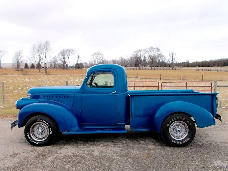 1946 Chevrolet 3100 for sale at 500 CLASSIC AUTO SALES in Knightstown IN