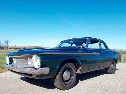 1962 Plymouth Belvedere