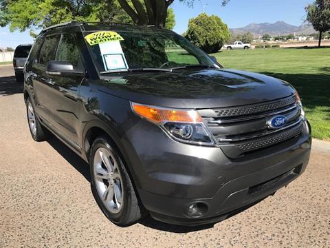 2015 Ford Explorer for sale in Kingman, AZ