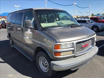 2000 GMC Savana Passenger for sale in Kingman, AZ