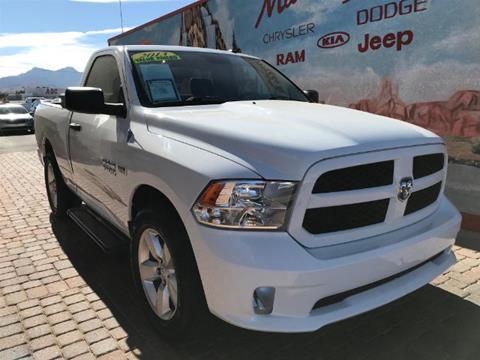2013 RAM Ram Pickup 1500 for sale in Kingman, AZ