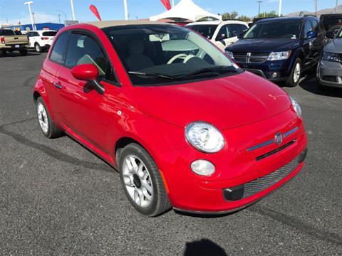 2012 FIAT 500c for sale in Kingman, AZ