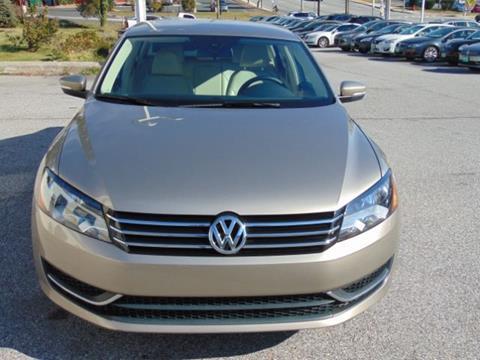 2015 Volkswagen Passat for sale in Baltimore, MD