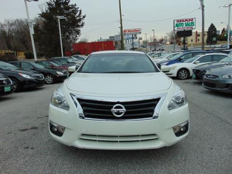 2014 Nissan Altima for sale in Baltimore, MD