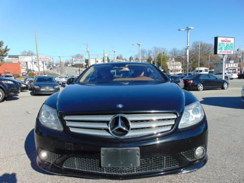 2010 Mercedes-Benz CL-Class for sale in Baltimore, MD