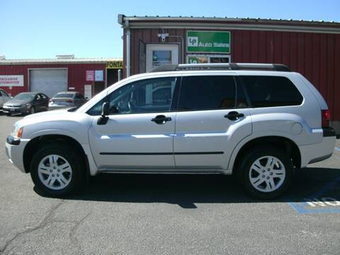 2005 Mitsubishi Endeavor LS for sale at LP Auto Sales in Fontana CA