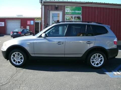 2005 BMW X3 2.5i for sale at LP Auto Sales in Fontana CA