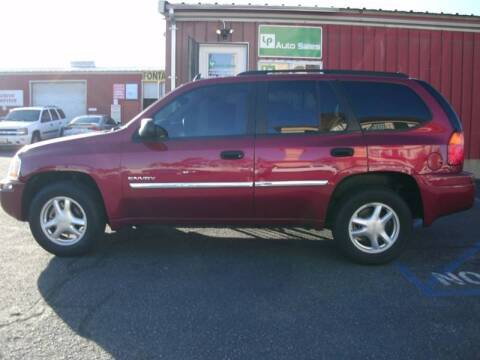 2006 GMC Envoy SLE for sale at LP Auto Sales in Fontana CA