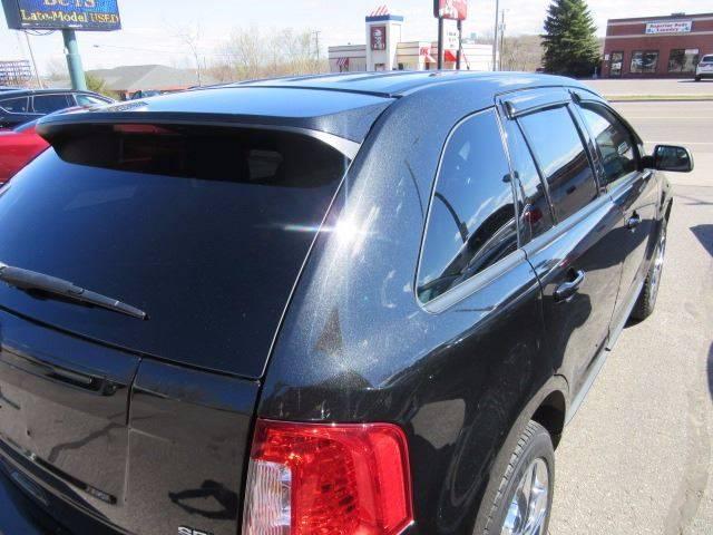 2013 Ford Edge SEL AWD 4dr SUV - Marquette MI