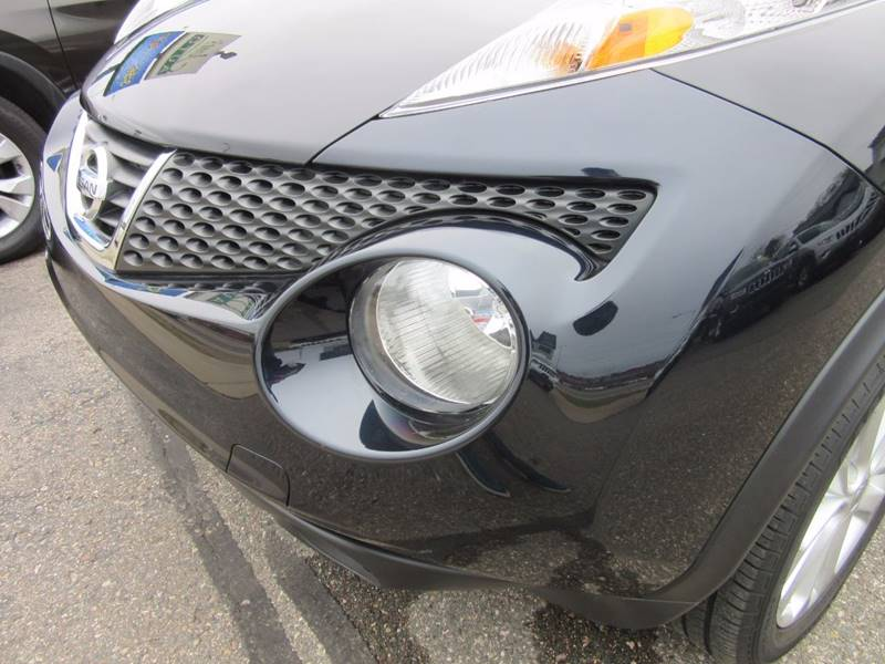 2013 Nissan JUKE AWD SL 4dr Crossover - Marquette MI